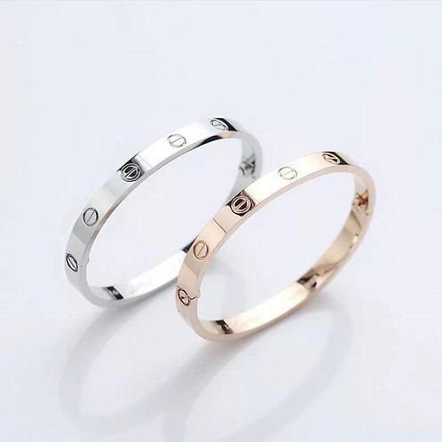 Bracelete Cartier Prata (un)
