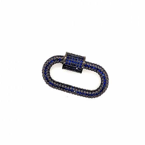 Lock Azul Cravejado