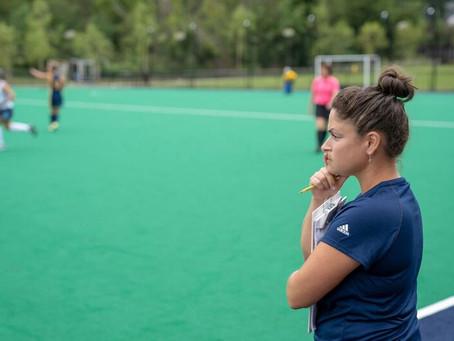 Head Coach Cheryl Canada officially joins JVF Field Hockey!!!