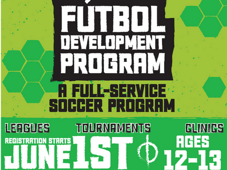 The FDP will provide a summer soccer option for CT Youth
