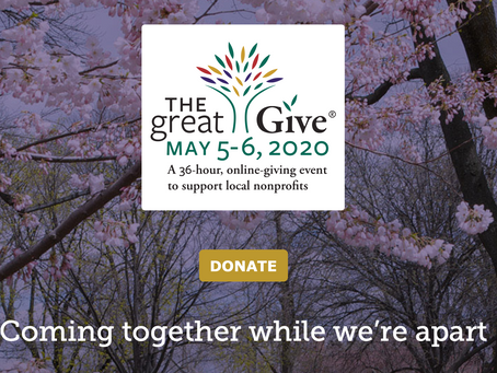 The James Vick Foundation set to participate in the CFGNH Great Give 2020