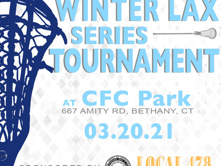 JVF Vipers to host Winter Lacrosse Series March 20th at CFC Park!
