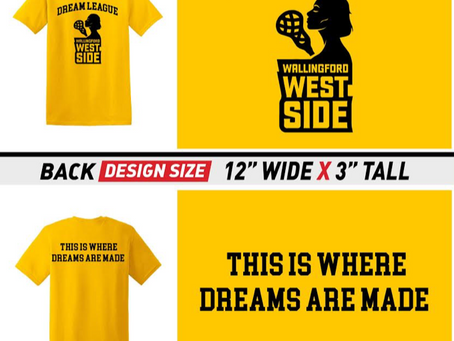 First look: The Dream League practice shirts are revealed!