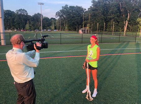 Video: Dream League athletes featured on WTNH, and NBC Connecticut