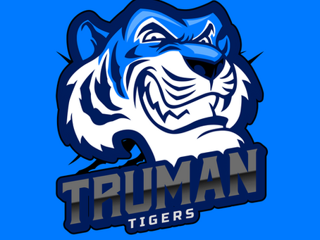 FDP: The logos for the New Haven Wolves, and the Truman Tigers are revealed!