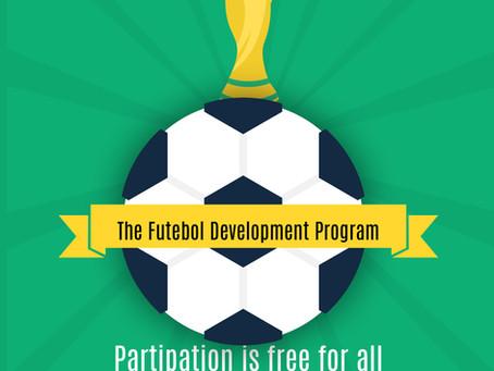 "The ""Hope Cup"" will kick off the Futebol Development program!"