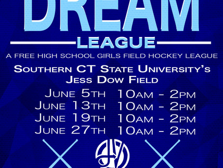 Updated: Dream League sold out, registration for #Viperslax ends May 10th