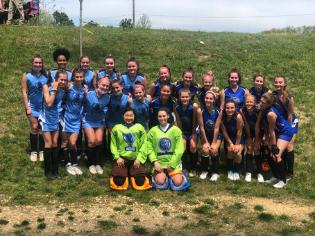 A Jersey surprise: JVF Dragons go 3-1 at the Surf and Sands Tourney