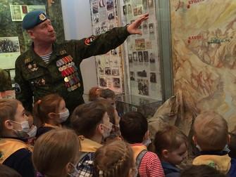 К Дню защитника Отечества - экскурсия в военном музее