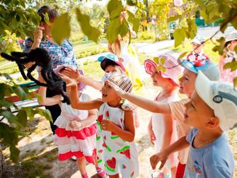 Музыкальный праздник Лета - Ростки