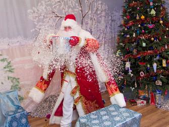 Новогодние праздники в Детском центре