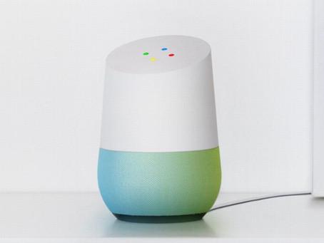 Arrivée de la Google Home en France - le contrôle vocale de la maison se développe