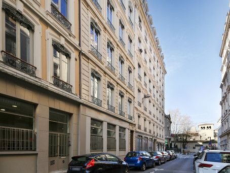 Mise en vente d'un bel appartement bourgeois par Smart Home IC sur Ainay (Lyon)