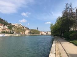 Accès aux vieux Lyon