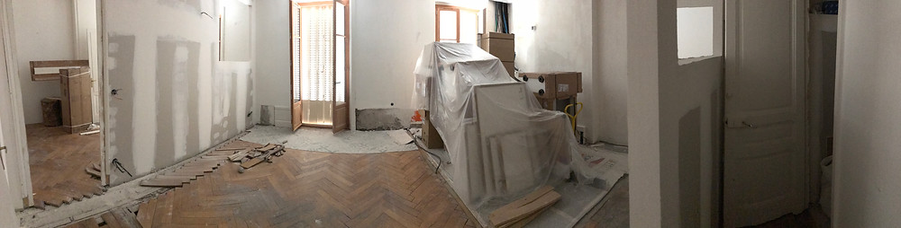 Smart Home T3 Sully phase parquet