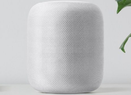 Apple lance son HomePod pilotable à la voix
