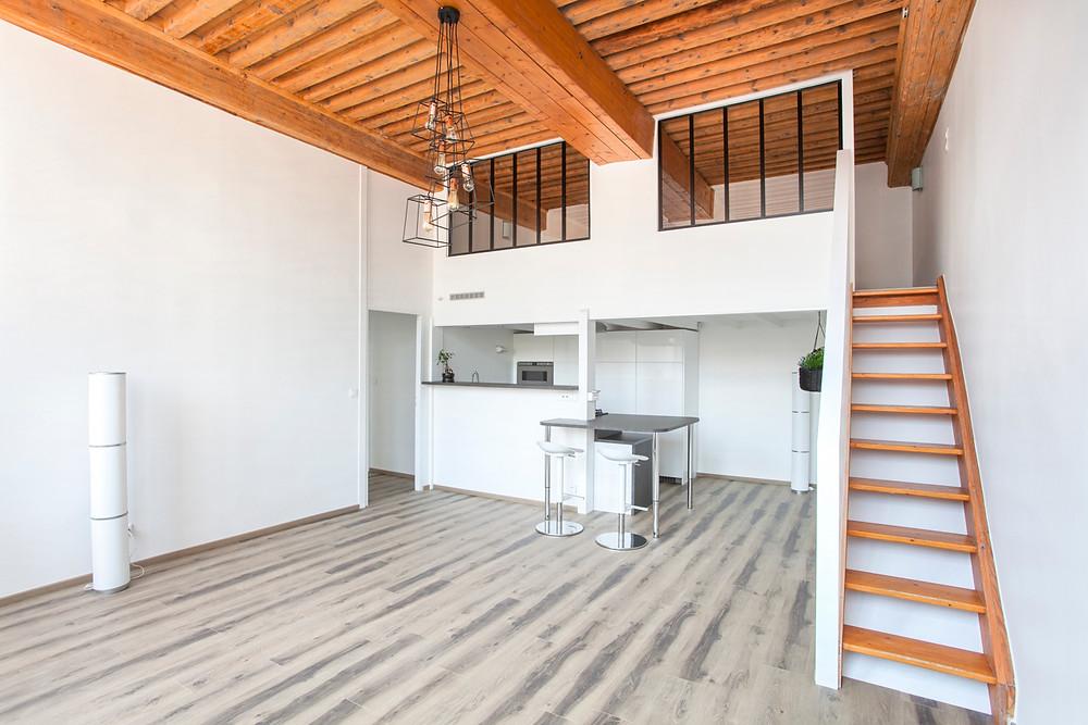 Smart Home IC T4bis Croix Rousse Lyon 2016