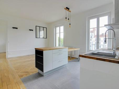 Une nouvelle réalisation Smart Home IC dans le quartier Tête d'Or de Lyon 6ème.