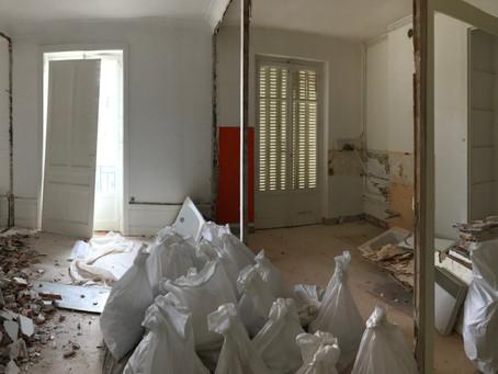 Le chantier de notre Smart Home Lyon Tête d'Or en accéléré