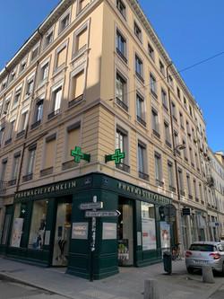 Rue Franklin Pharmacie
