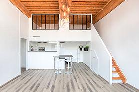 Smart Home T4bis du mur peint Lyon Croix Rousse