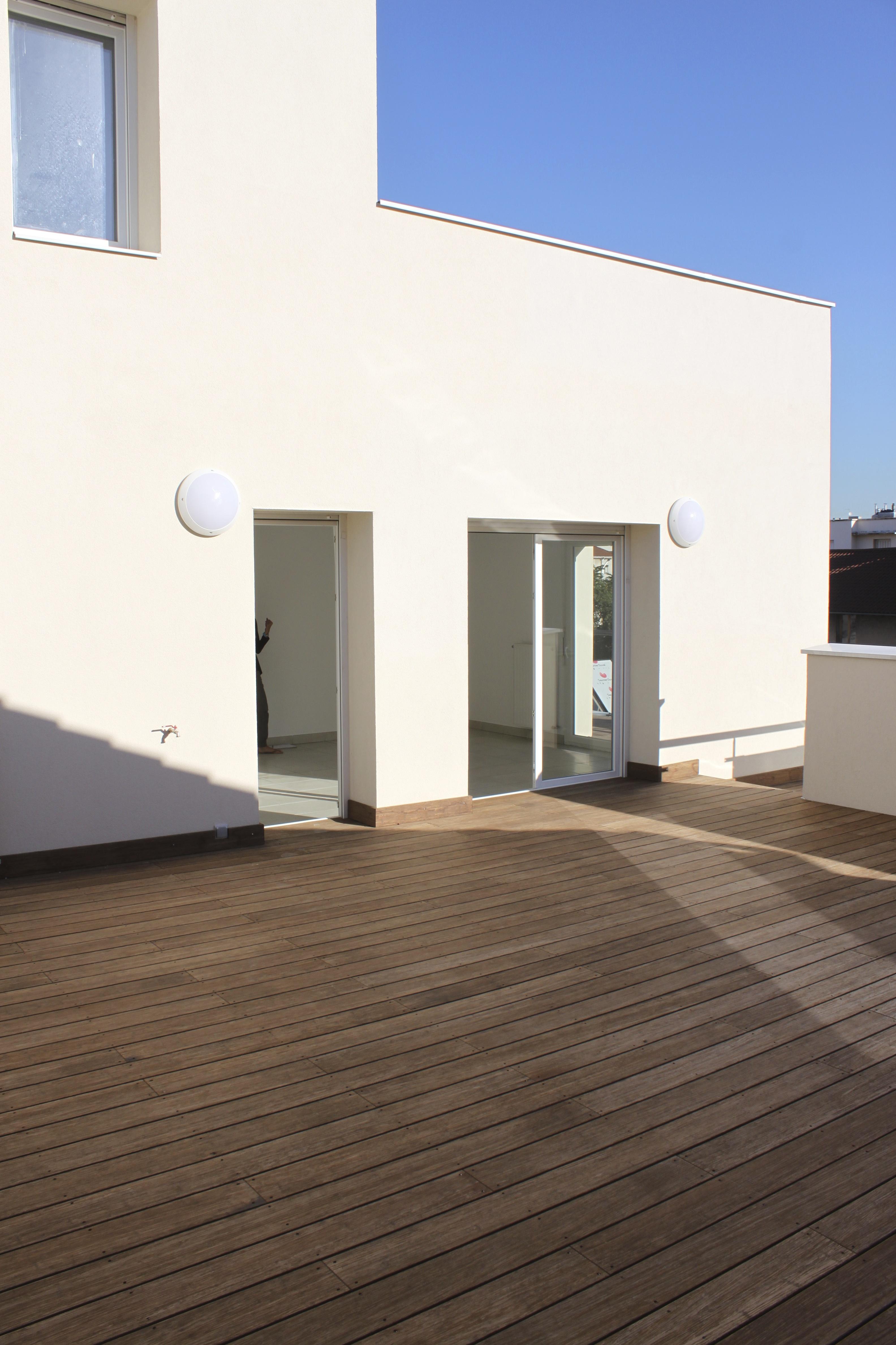 Terrasse de 40 m2