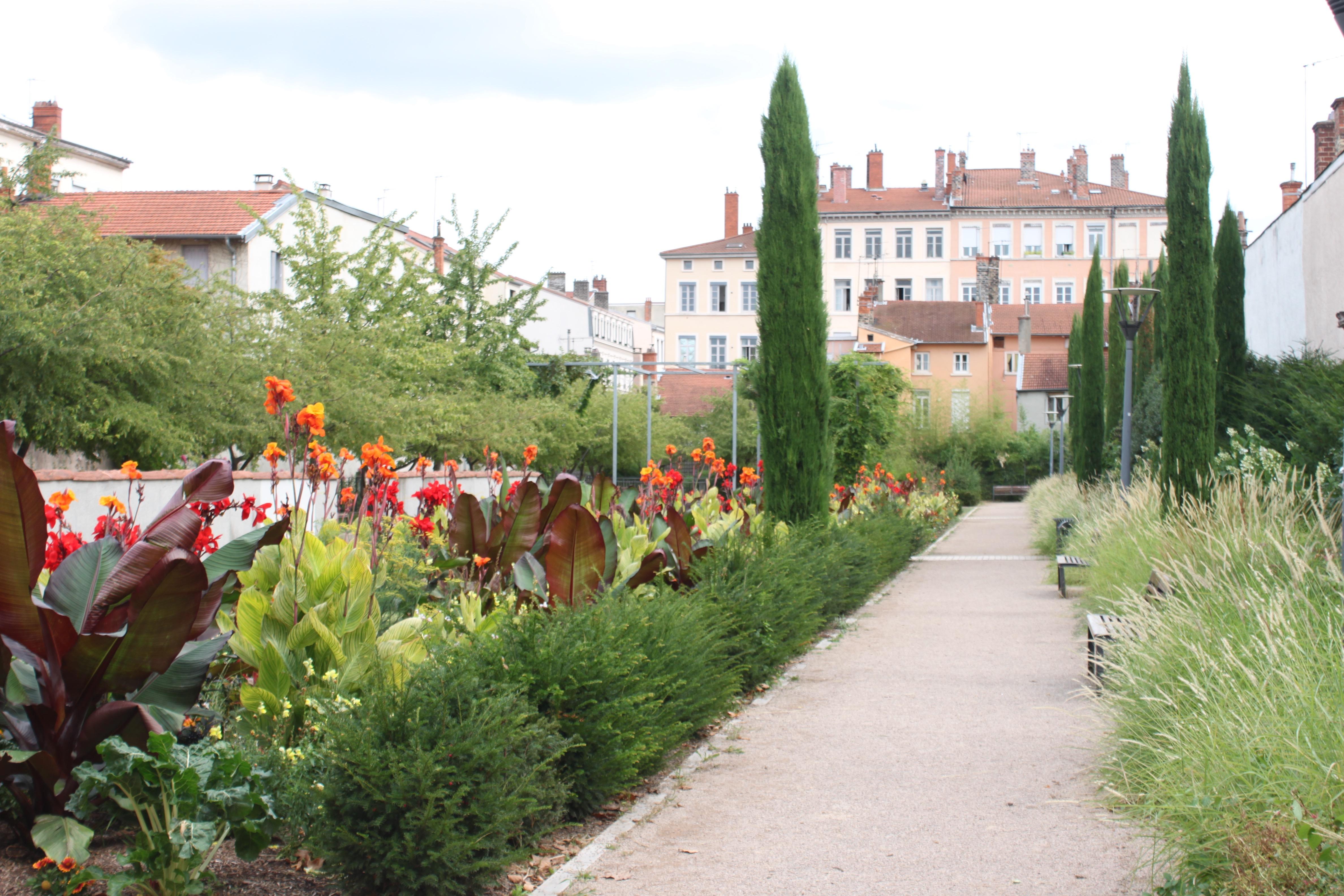 Parc du Clos Carret