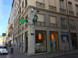 Pharmacie Rue Auguste Comte