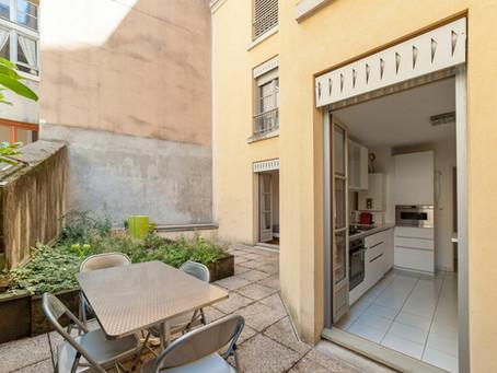 Une Smart Home en meublé dans les pentes - Lyon 1er