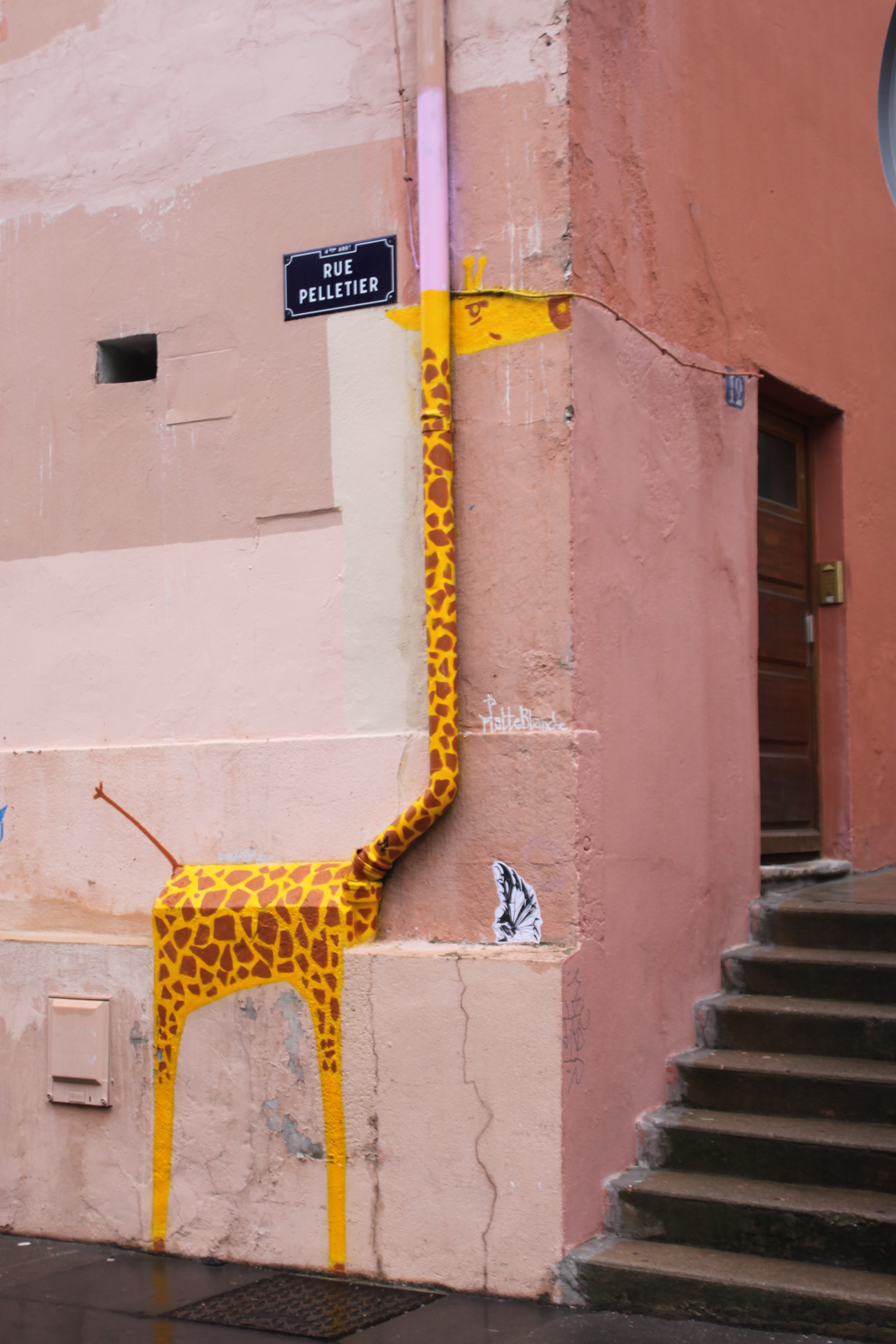 Quartier - La Girafe