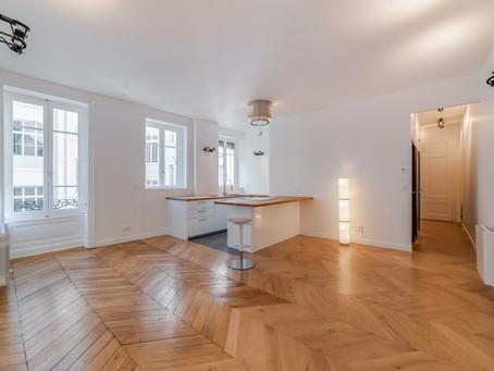 Notre dernière Smart Home quartier Ainay à Lyon