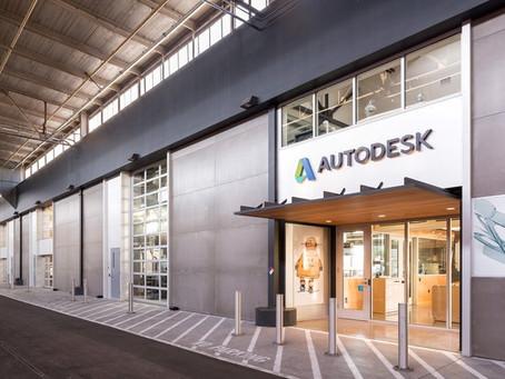 Le futur de la construction au FabLab Autodesk