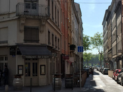 Restaurants rue de la Charité