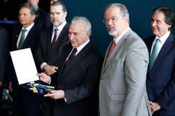 ENTREGA DE MEDALHAS DA ORDEM DO MÉRITO DO MINISTÉRIO DA JUSTIÇA
