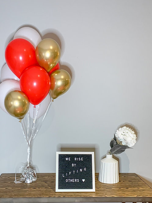 QUEEN OF HEARTS | Helium-filled