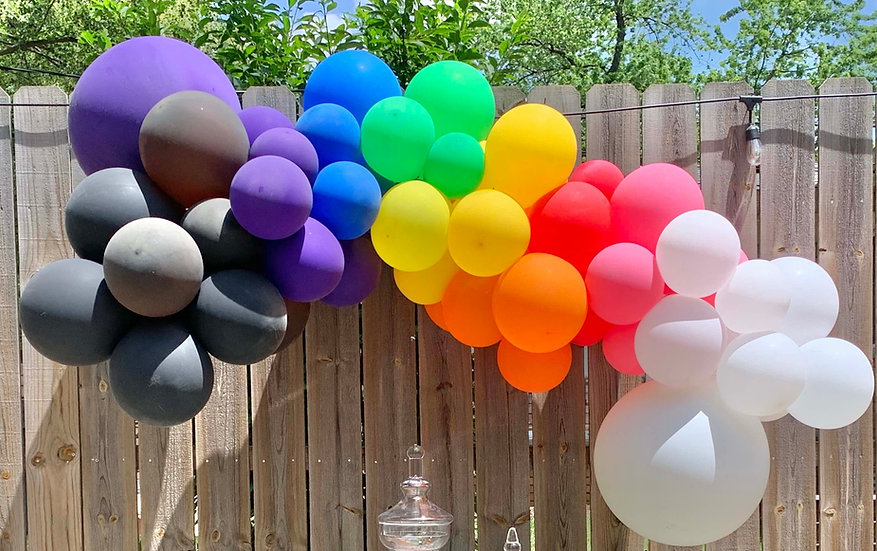 6 ft Balloon Garland