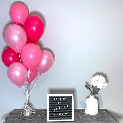 BUBBLE GUM | Helium-Filled