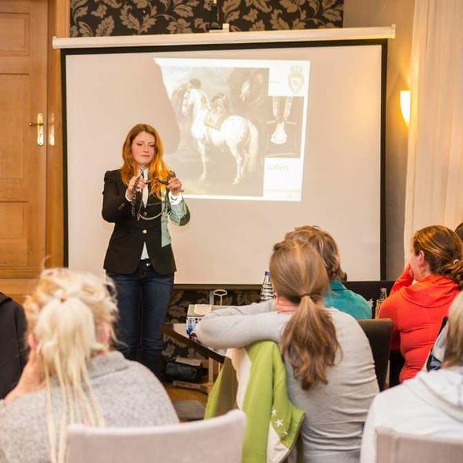 Gebisskunde Seminar mit Diana Krischke in Handewitt