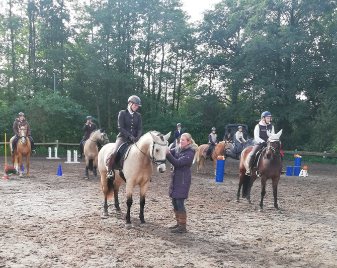 Working Equitation Turnier in Felmerholz