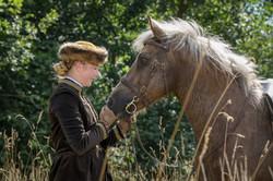 Andrea mit Pferden-90