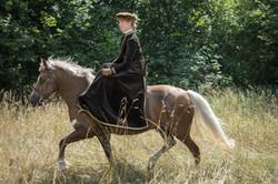 Andrea mit Pferden-83