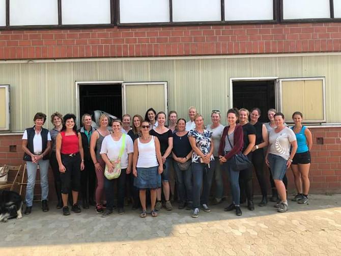 Fortbildung vom Landesverband für klassisch/ barocke Reiterei in Fuhrberg