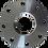 "Thumbnail: BRIDA FIERRO SOLDABLE 160 MM 6"""