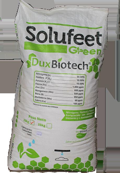 SOLUFEET GREEN 30-10-10
