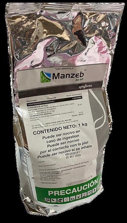 Fungicida Manzeb 80wp Mancozeb