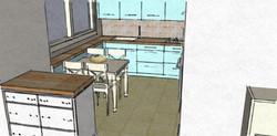 the bennets kitchen