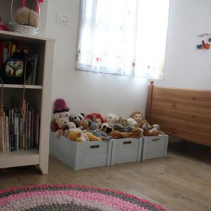 חדר ילדים אנתרופוסופי