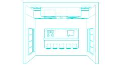 island kitchen sketch4