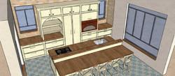 island kitchen sketch2