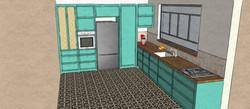 L kitchen sketc2